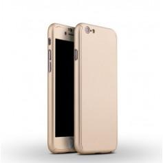 CNC Crafted iPhone 6S Plus/ 6 Plus Premium 360° Tempered Glas Case Gold Fury