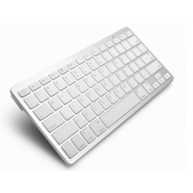 Wireless Bluetooth Keyboard Universeel Toetsebord voor Tablets en Smartphones IOS / Android / Windows