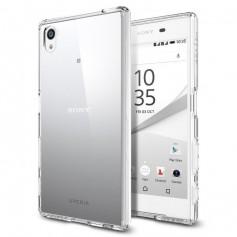 Sony XPERIA Z5 Compact TPU Ultra Dun Premium Soft-Gel Case Transparant