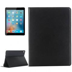 iPad Pro 9.7 inch PU Lederen Flip Solid Color Leather Case met Houder, Kaart Ruimte & Portemonnee