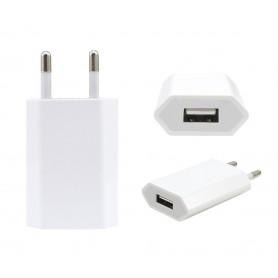 iPhone 7 / 7 plus 6S / 6 / 5S / SE / 5 USB Stekker Oplader Plug Adapter Stekker Premium Kwaliteit Wit