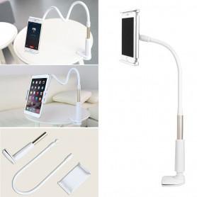 360° Houder Tablet / Smartphone Aluminium 13 inch - Goud - iPad Pro / iPad Air / Samsung Tab S2 / Surface Pro 3 / 4 etc