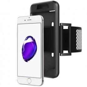 iPhone 7 Luxe Sport Armband met ingebouwde case