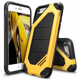 iPhone 7 Rearth Ringke Max defender case - bumblebee + Ringke Max HD Screenprotector