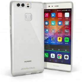 HUAWEI P9 Plus TPU Transparant Ultra Dun Premium Soft-Gel Case