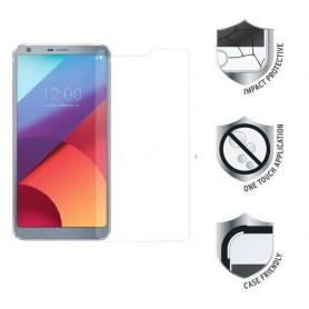 LG G6 Tempered Glass Screenprotector Anti-Burst Tegen Schokken/Vallen (Echt Glas)