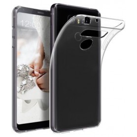 LG G6 Transparant Ultra Dun Premium Soft-Gel Hoesje
