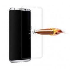 DrPhone Nano Film Screenprotector voor Samsung Galaxy S8 - Krasvrij - Anti Shock - slechts 0,3mm dun