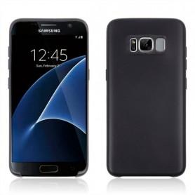 Color TPU Hoes Full Black Samsung Galaxy S8 Zwart