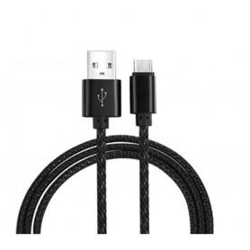 Samsung S8 2 meter Extra Sterke NYLON Type C USB kabel