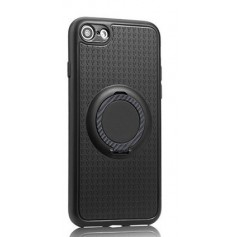 Ring Case Socket TPU Hoes Magnetische Case iPhone 7
