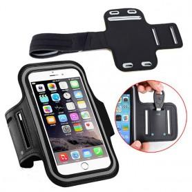 Maat L - Premium Universeel Sportarmband Voor Smartphones tot 5,2 inch (o.a. iPhone 7, Samsung S7, Xperia XZ etc)