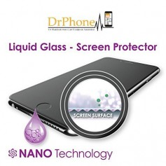 Liquid Samsung S7 Edge Screenprotector 4D Full Cover Tempered Glass 9H Anti-Shock + Liquid Fles - Installatie zonder Bubbels