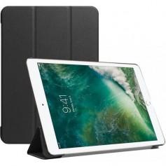 iPad Pro 10.5 (2017) Book case - PU leder hoesje - Smart Tri-Fold Case - zwart
