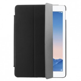 iPad Air 2 Book case - PU leder hoesje - Smart Tri-Fold Case - zwart