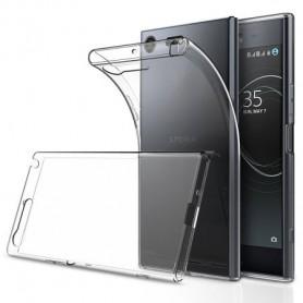 Sony Xperia XZ Premium TPU Transparant Ultra Dun Premium Soft-Gel Case