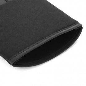 Soft Sleeve Beschermhoes voor Nintendo Switch - Op maat Gemaakt - Eclipse Black