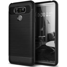 LG G6 Caseology Vault Series TPU Shock Proof Case - Black