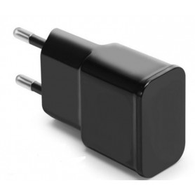 OLESiT 5V 2A - 1 Poort Stekker Oplader Plug Adapter Premium Kwaliteit CE Gecertificeerd - Zwart