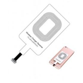 Qi Receiver iPhone 5 / SE / 6S / 6 / 7 Plus / 7 - 5V - 1000mAh - Type C Aansluiting Qi Ontvanger