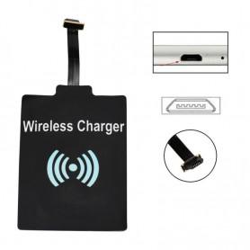 Qi Receiver MICRO USB - 5V - 1000mAh - Micro USB Aansluiting Qi Ontvanger