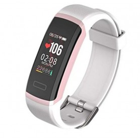 DrPhone V5 - Ladies Activity Tracker - Sporthorloge - IP67 Waterproof - Kleurenscherm - Professioneel Hartslagsensor