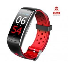 DrPhone V9 High - Activity Tracker - Sporthorloge - Hartslagsensor - Bloeddrukmeter - Vermoeidheidmeter - SpO2 - IP68
