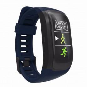 DrPhone Xtreme V10+ GPS Band - IOS / Android OLED Activity Tracker - Fitness Monitor - Sporthorloge - Ingebouwde GPS -