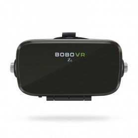 BOBOVR VR Z4 - IMAX 3D Virtual Reality Bril Headset met ingebouwde koptelefoon - Verstelbare band - Zwart