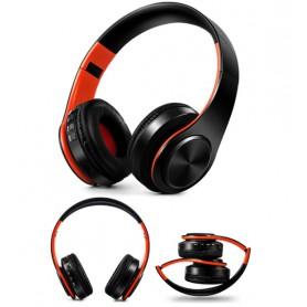 DrPhone  EXXIO - Premium Headphone met 4 functies - FM, 3.5mm AUX Aansluting - Micro USB en Bluetooth - Switch met 1