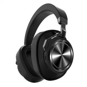 DrPhone Blue Series Koptelefoon + DrPhone ICON Magnetische oplaadkabel – Microfoon voor bellen – Active Noise Cancelling