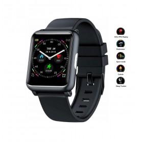 DrPhone GTX3 Smartwatch Sporthorloge met ECG + PPG Accurate Metingen via Elektroden Sporthorloge Slaapmeter