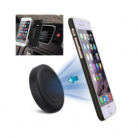 DrPhone V1 DISC series Dashboard – Autohouder Dashboard – Extra Sterke Magneet (Force 4) - Geschikt voor Alle