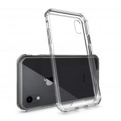 DrPhone iPhone X/XS Air Hybride TPU Case - Tough PC Back TPU Armor Bumper [Valbescherming / Schokabsorptietechnologie]
