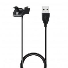 DrPhone Huawei Band 2 & 3 Pro Oplader – Oplaad dock inclusief kabel – Zwart