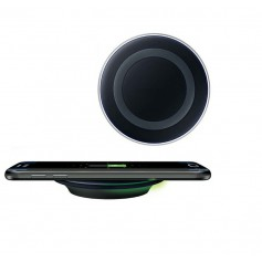 DrPhone QSeries - 10W Qi Draadloze oplader Wireless Charger - Android en Apple modellen - Zwart