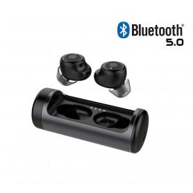 DrPhone - UltimateX Vevo - TrueWireless Met Professioneel Unit Supplier & Tuning - Bluetooth 5.0 - Rijke Bastonen,