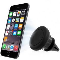DrPhone - V1 Pro - Draaibare Telefoonhouder | Auto Houder Ventilatie Rooster | Extra Sterke Magneet | Best Getest -