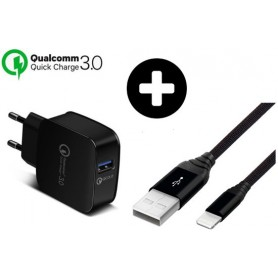 DrPhone - USB 3.1 Type C USB-C Naar VGA Converter Type C VGA Adapter Kabel (Geen thunderbolt 3)