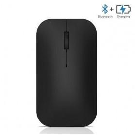 DrPhone Draadloze Muis Oplaadbaar Bluetooth 3.0 – Lichtgewicht – Mute Klik – Slaapstand – Ergonomisch – Compatible met