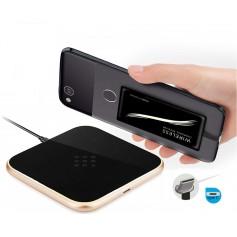 DrPhone Wireless Receiver / Ontvanger 5W TYPE-C - USB-C aansluiting 5V 1A - Verander je smartphone in een draadloze lader