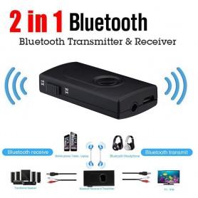 DrPhone StreamX Light – Draadloze Ontvanger – 2in1 Bluetooth Audioreceiver & Transmitter DrPhone StreamX Light –