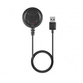 DrPhone Oplader - USB Charger Kabel - Geschikt voor o.a POLAR Vantage V/M / V2- Oplaadkabel – MAX 2A- Zwart