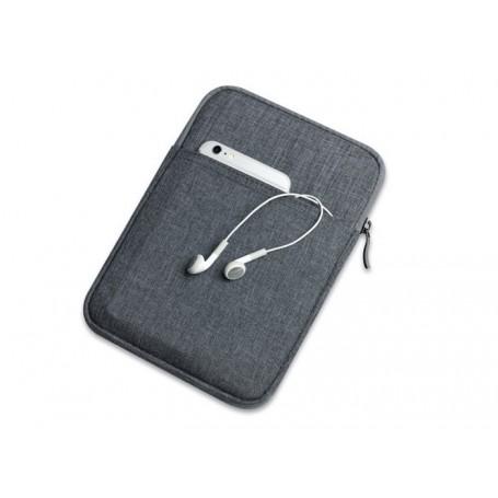 S02 DrPhone 7 inch E-Reader Soft Sleeve Beschermhoes - Pouchbag - Zwart( geschikt voor o.a zie productbeschrijving)