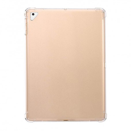 DrPhone Tab S5E 10.5 2019 T720/T725 TPU Hoesje - Siliconen Bumper Case met Verstevigde randen