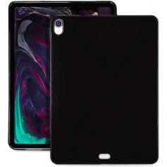 DrPhone iPad Pro 12.9 2018 TPU Siliconen Case – Zwart
