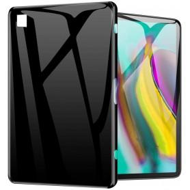 DrPhone Galaxy Tab S5e T720 TPU Siliconen Case – Zwart