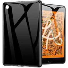 DrPhone iPad Mini 5 TPU Siliconen Case – Zwart