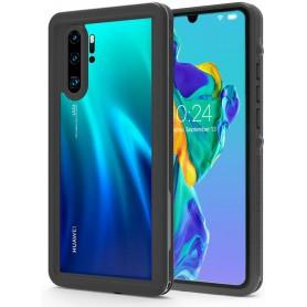 DrPhone P30 Pro 2019 Waterdichte Case - IP68 - Full-body beschermhoes (zwart)