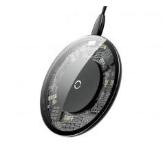 DrPhone ANX1 -Draadloze Qi Wireless Oplader - 9V 2A - Draadloos Opladen Voor Smartphones / Apple iPhone en Samsung